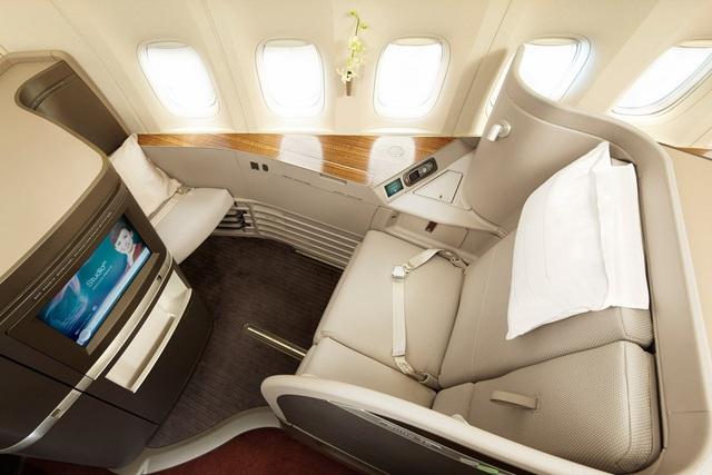 Khoang hạng nhất của Singapore Airlines, Emirates xa xỉ cỡ nào?  - Ảnh 2.