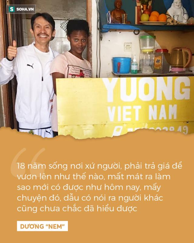 """Dương """"nem"""" nổi tiếng Senegal: 18 năm trả giá nơi xứ người, kiếm được tiền nhưng chỉ muốn về nước sống với túp lều tranh - Ảnh 13."""