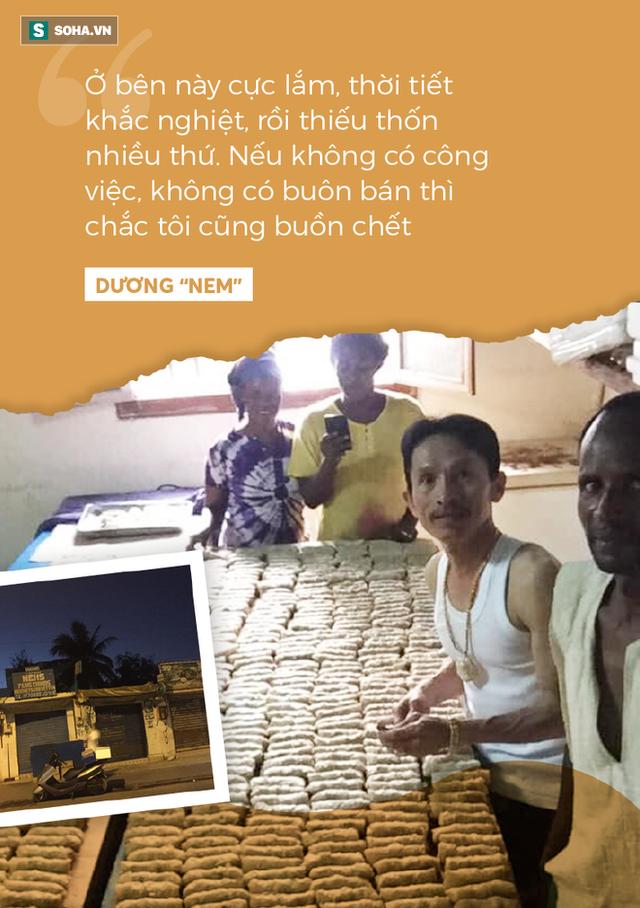 """Dương """"nem"""" nổi tiếng Senegal: 18 năm trả giá nơi xứ người, kiếm được tiền nhưng chỉ muốn về nước sống với túp lều tranh - Ảnh 11."""