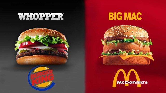 Nước đi không ai ngờ của Burger King: Kêu gọi khách hàng mua đồ của McDonalds, KFC, Pizza Hut - Ảnh 2.