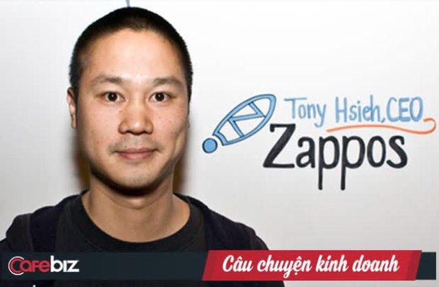 Di sản của triệu phú bán giày Tony Hsieh: Văn hoá doanh nghiệp đi vào huyền thoại của đế chế Zappos - Ảnh 1.