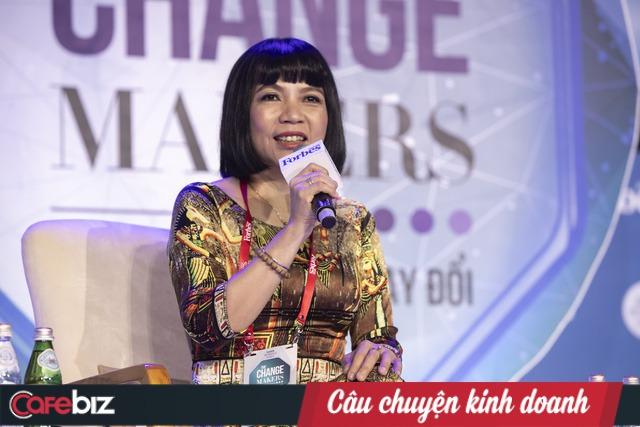 Nguyễn Anh Tuyền: Nữ doanh nhân mang nickname mọt sách, mê Coca-Cola, từng là CEO người Việt đầu tiên ở công ty dược lớn nhất Việt Nam - Ảnh 1.