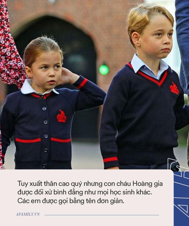 Tiết lộ cách các Hoàng tử, Công chúa Anh được xưng hô ở trường tiểu học, nhiều người nghe xong cảm thấy quá khó tin - Ảnh 2.