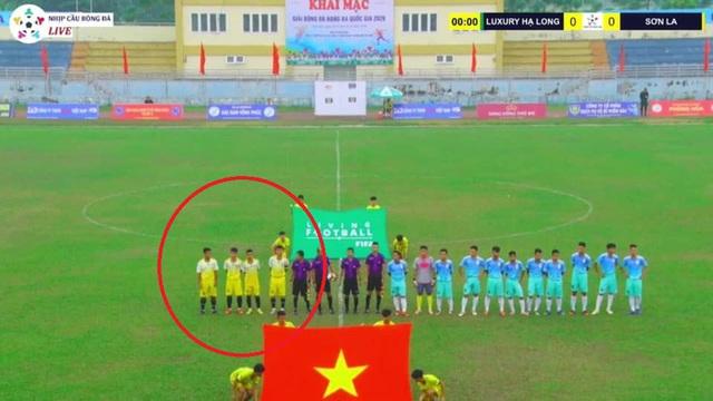 Đội bóng Việt chỉ mang 4 cầu thủ đến sân, trọng tài buộc lòng phải cho hủy trận đấu - Ảnh 1.