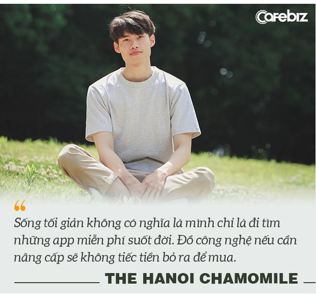 Sống tối giản vì biến cố sức khỏe, chủ nhân kênh YouTube The Hanoi Chamomile: Đây chính là tiền đề cho một lối sống ngăn nắp, dám vứt bỏ những thứ không quan trọng - Ảnh 2.