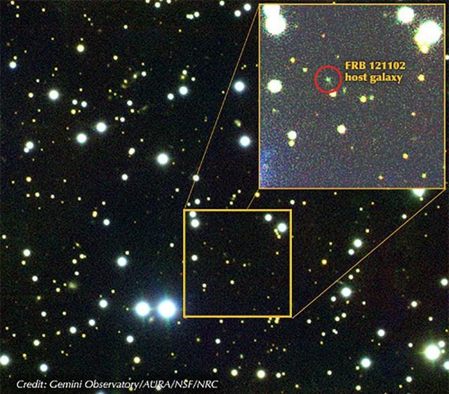 Lần đầu tiên thu được tín hiệu bí ẩn gửi đến Trái Đất từ trung tâm dải Ngân Hà, mạnh gấp hàng chục nghìn lần Mặt Trời - Ảnh 1.