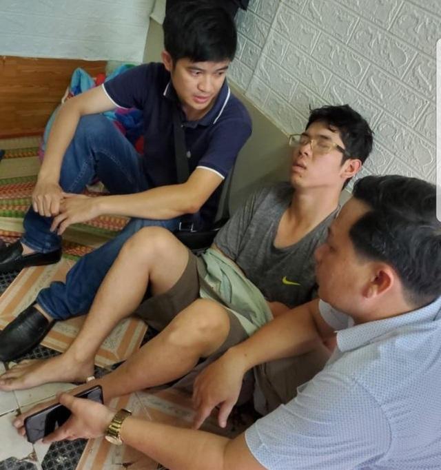 Nghi can cướp ngân hàng ở Đồng Nai bị bắt tại TP HCM - Ảnh 1.