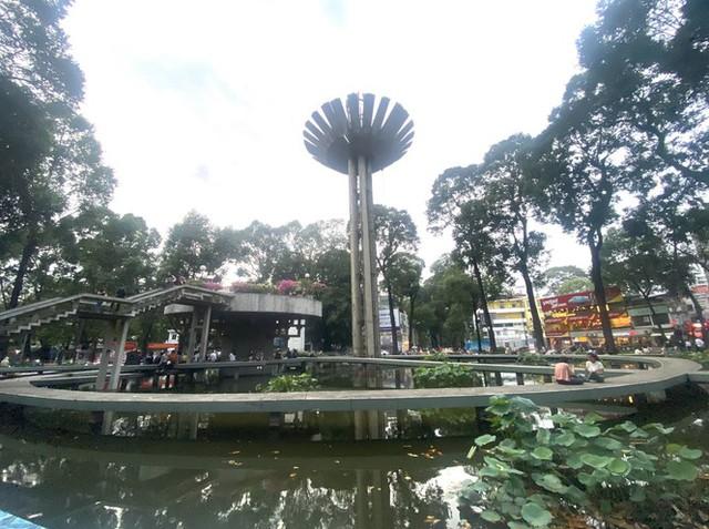Hồ Con Rùa sắp trở thành phố đi bộ ở TPHCM - Ảnh 12.
