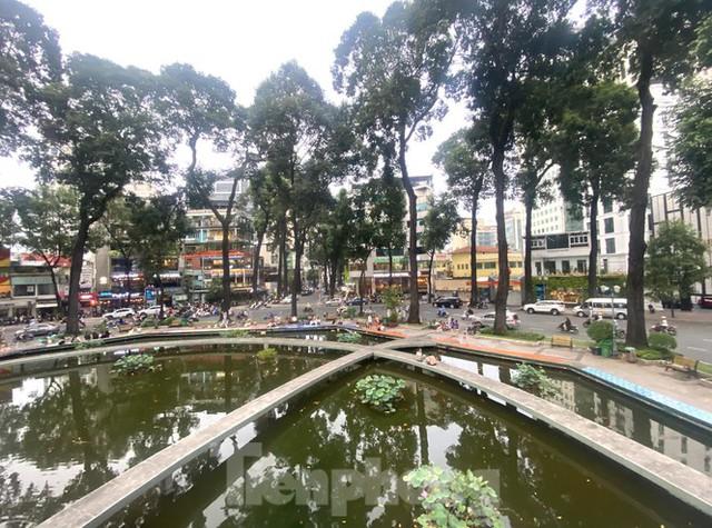 Hồ Con Rùa sắp trở thành phố đi bộ ở TPHCM - Ảnh 15.