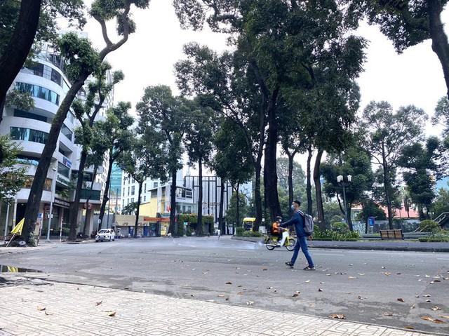 Hồ Con Rùa sắp trở thành phố đi bộ ở TPHCM - Ảnh 4.