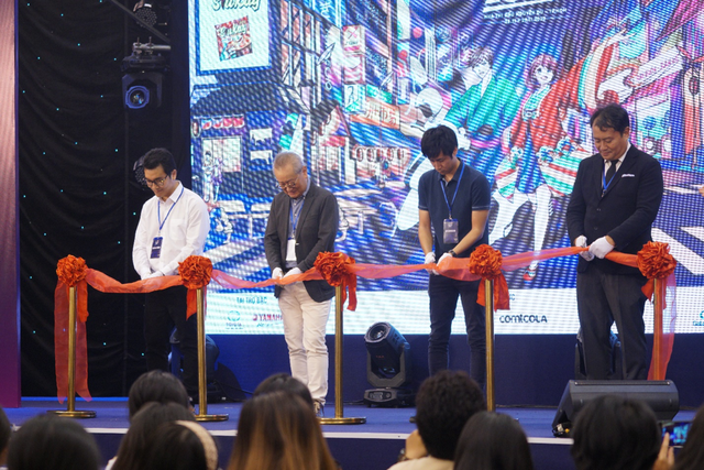 Hơn 9.000 lượt fan hâm mộ cháy hết mình cùng Vietnam - Japan Comic Fes 2020 - Ảnh 1.
