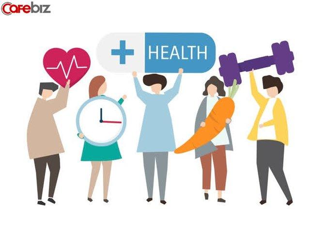 Bí quyết sống lâu: Bác sỹ tốt nhất là chính mình - Ảnh 1.