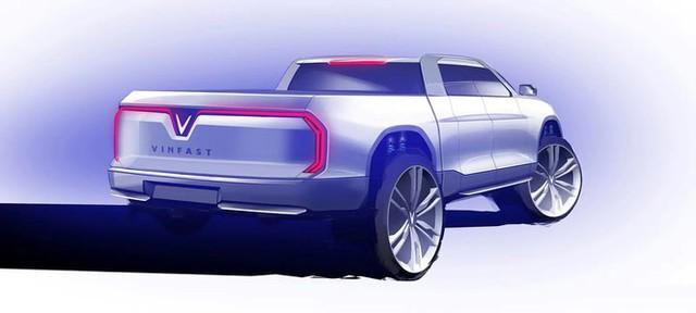 VinFast sắp chế tạo xe bán tải? - Ảnh 3.