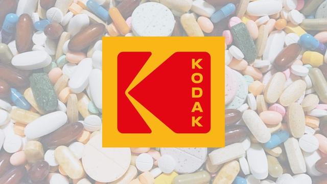 Kodak: Từ đế chế máy ảnh số 1 nước Mỹ thành nhà sản xuất dược phẩm - Ảnh 4.