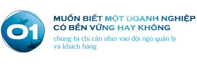 Shark Thái Vân Linh: Linh không thích từ 'cân bằng', vì chỉ đạt 50% mọi thứ thì thực sự tồi tệ - Ảnh 1.