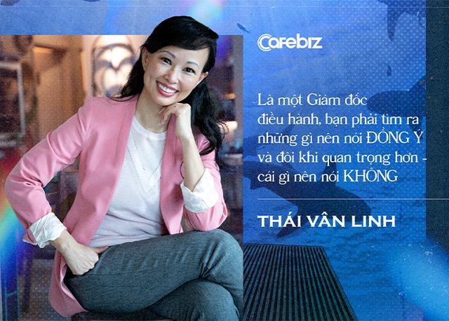 Shark Thái Vân Linh: Linh không thích từ 'cân bằng', vì chỉ đạt 50% mọi thứ thì thực sự tồi tệ - Ảnh 3.