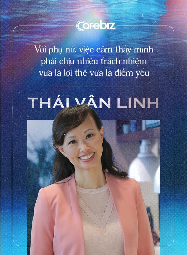 Shark Thái Vân Linh: Linh không thích từ 'cân bằng', vì chỉ đạt 50% mọi thứ thì thực sự tồi tệ - Ảnh 9.