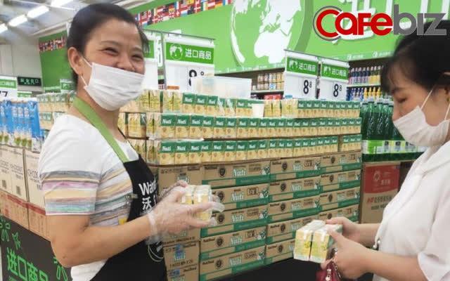 Thập niên lợi hại của NutiFood: Sửa chữa sai lầm chọn nhầm đối tác, hãng sữa bột cho trẻ thấp còi hóa Thánh Gióng ngành sữa Việt - Ảnh 3.