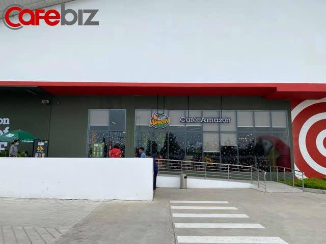 Không phải Hà Nội hay Sài Gòn, chuỗi cà phê lớn nhất Đông Nam Á Café Amazon âm thầm vào Việt Nam mở quán đầu tiên tại Bến Tre - Ảnh 1.