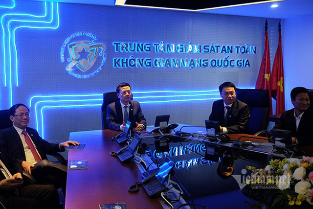 Soi nơi làm việc của Hieupc, Trung tâm Giám sát An toàn không gian mạng Quốc gia ngầu thế nào? - Ảnh 7.