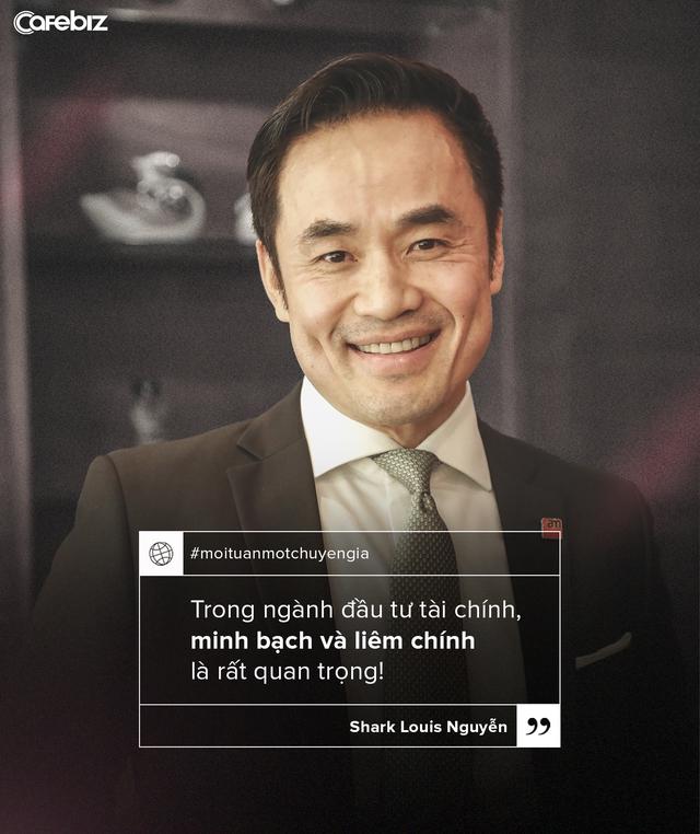 Shark Louis Nguyễn: Điểm thiếu sót của người Việt là ngại đụng chạm - Ảnh 2.