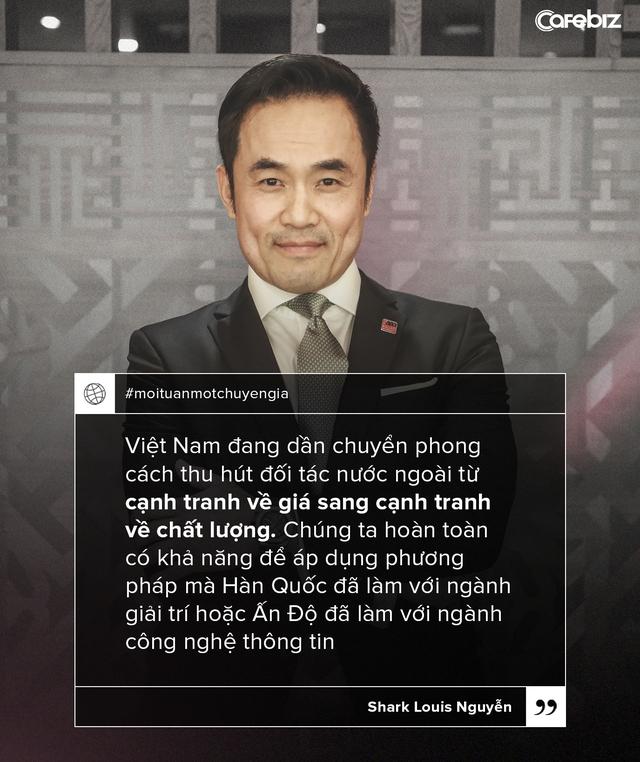 Shark Louis Nguyễn: Điểm thiếu sót của người Việt là ngại đụng chạm - Ảnh 13.