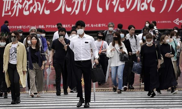 Nhật Bản ghi nhận số ca tử vong do Covid-19 tăng kỷ lục - Ảnh 1.
