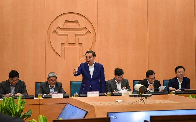Thứ trưởng Bộ Y tế: Ông Nguyễn Thiện Nhân ra Hà Nội cũng được đề nghị xét nghiệm  - Ảnh 1.