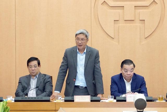 Thứ trưởng Bộ Y tế: Ông Nguyễn Thiện Nhân ra Hà Nội cũng được đề nghị xét nghiệm  - Ảnh 2.