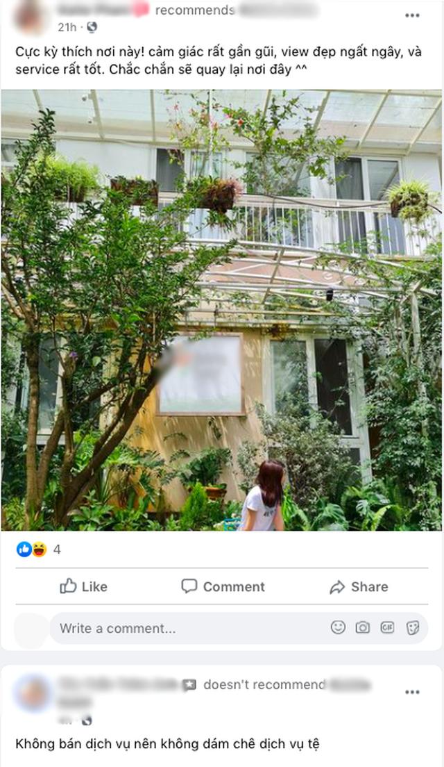 """Thuê villa 20 triệu ở Đà Lạt, nhóm bạn """"ôm cục tức"""" đem về: Quản gia tỏ thái độ săm soi, chủ nhà lên mạng đôi co và """"dằn mặt"""" khách - Ảnh 3."""