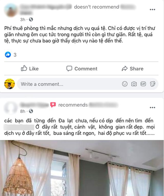 """Thuê villa 20 triệu ở Đà Lạt, nhóm bạn """"ôm cục tức"""" đem về: Quản gia tỏ thái độ săm soi, chủ nhà lên mạng đôi co và """"dằn mặt"""" khách - Ảnh 4."""