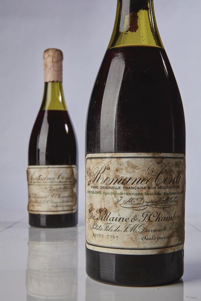 10 chai rượu vang đắt nhất thế giới cho giới thượng lưu: Mỗi chai có giá bằng cả chiếc ô tô, thậm chí là ngang với siêu xe! - Ảnh 1.