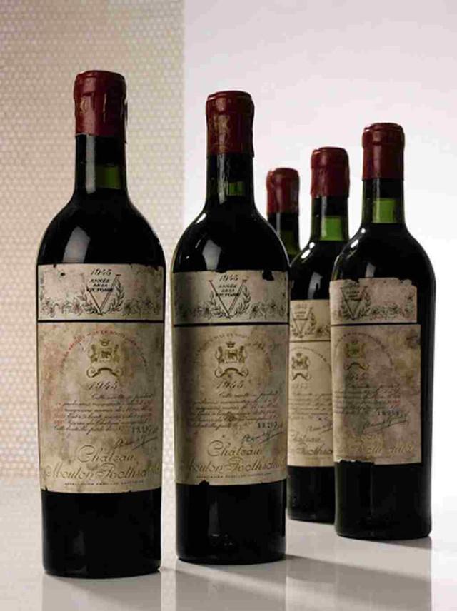 10 chai rượu vang đắt nhất thế giới cho giới thượng lưu: Mỗi chai có giá bằng cả chiếc ô tô, thậm chí là ngang với siêu xe! - Ảnh 3.