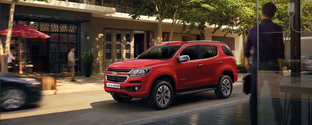 Chevrolet Trailblazer giảm sập sàn 300 triệu đồng, người tiêu dùng Việt vẫn chê đắt - Ảnh 2.