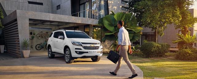 Chevrolet Trailblazer giảm sập sàn 300 triệu đồng, người tiêu dùng Việt vẫn chê đắt - Ảnh 3.