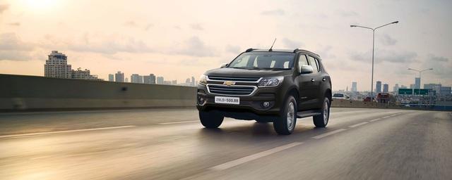 Chevrolet Trailblazer giảm sập sàn 300 triệu đồng, người tiêu dùng Việt vẫn chê đắt - Ảnh 4.