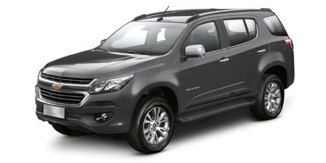 Chevrolet Trailblazer giảm sập sàn 300 triệu đồng, người tiêu dùng Việt vẫn chê đắt - Ảnh 8.