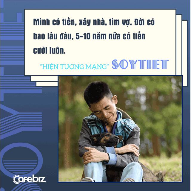 """Được fan hâm mộ tặng xe máy, Soytiet """"cày"""" 4-5 tháng để trả lại 22 triệu đồng: Tôi từng muốn buông xuôi nhiều lắm, nhưng sau đó cố gắng lăn lộn, miễn sao sống tốt - Ảnh 4."""
