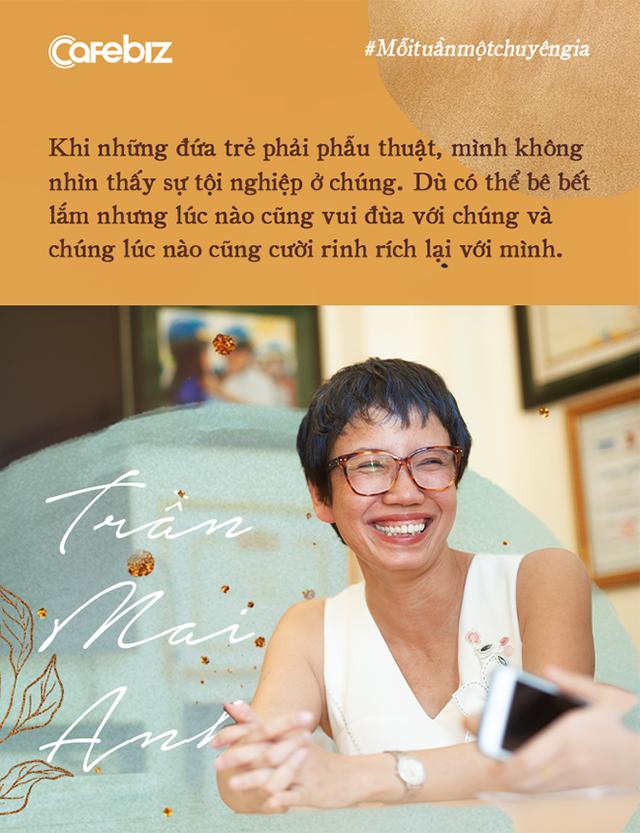 Nhà báo Trần Mai Anh nói về hành trình thiện nguyện: Có lúc mỏi chứ - Cái mỏi rất bình thường của người luôn phải gắng quá sức mình đi trên con đường mà đôi lúc không biết còn bao xa - Ảnh 7.