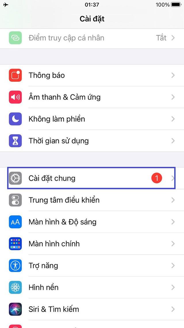 Hướng dẫn phân biệt iPhone chính hãng với iPhone xách tay - Ảnh 1.