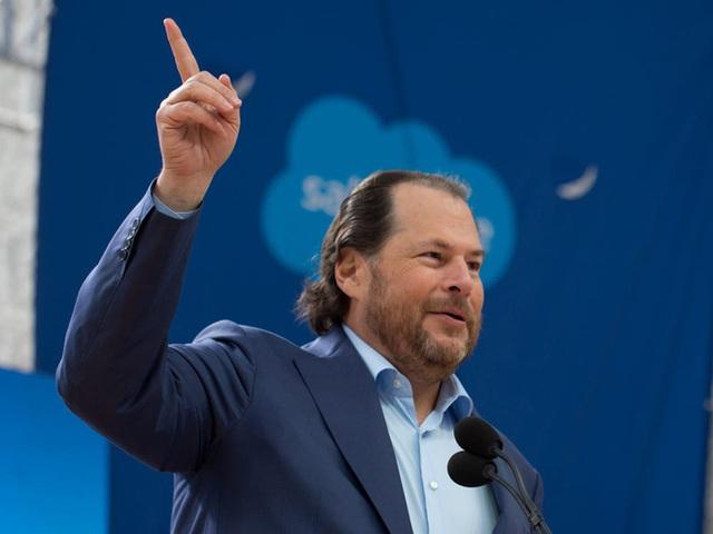 Thương vụ động trời ngành phần mềm doanh nghiệp, Salesforce mua lại Slack với giá 27,7 tỷ USD - Ảnh 1.