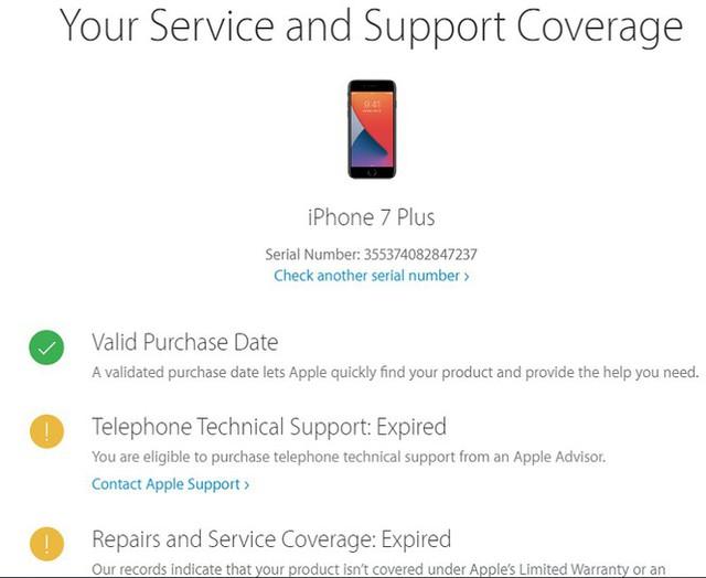 Hướng dẫn phân biệt iPhone chính hãng với iPhone xách tay - Ảnh 6.
