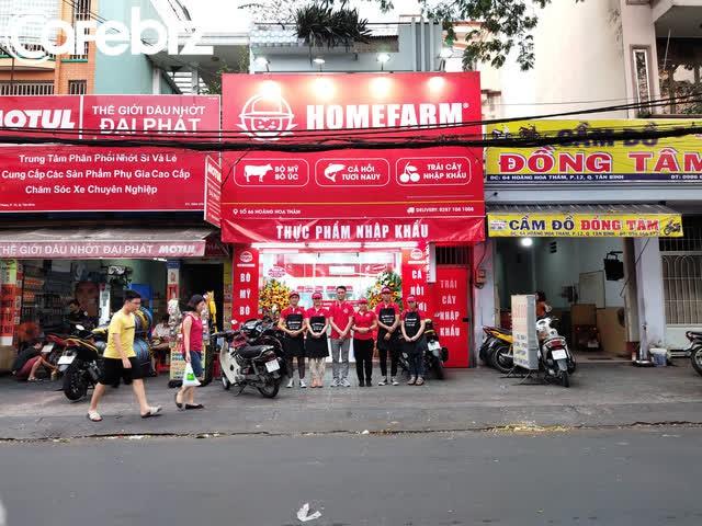 Homefarm và chiến lược đi thật xa để trở về: Từ cửa hàng nhỏ bán đồ nhập khẩu trở thành chuỗi 110 cửa hàng thực phẩm sạch  - Ảnh 2.
