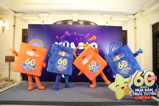 Khởi động lễ hội mua sắm trực tuyến Việt Nam - Ảnh 1.