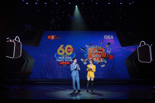 Khởi động lễ hội mua sắm trực tuyến Việt Nam - Ảnh 2.