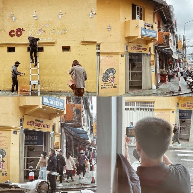 """Tiệm bánh Cối Xay Gió với bức tường vàng """"huyền thoại"""" tại Đà Lạt chính thức đóng cửa - Ảnh 2."""