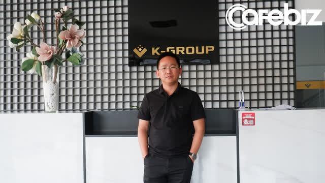 CEO K-Group lần đầu lộ diện: Đầu tư dàn trải 10 startup công nghệ, tham vọng trở thành siêu app như Grab trong tương lai - Ảnh 3.