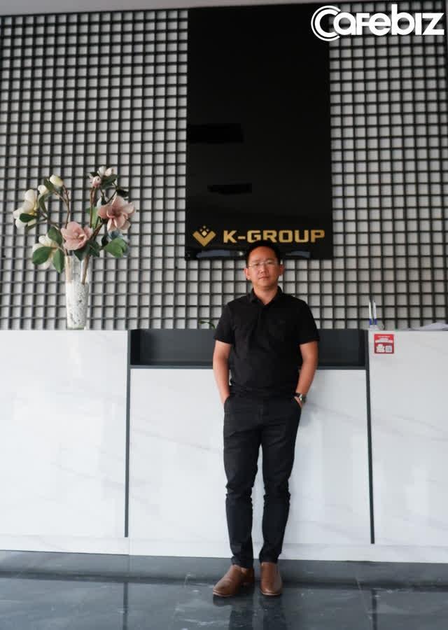 CEO K-Group lần đầu lộ diện: Đầu tư dàn trải 10 startup công nghệ, tham vọng trở thành siêu app như Grab trong tương lai - Ảnh 5.