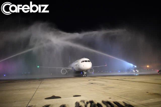 Vietravel Airlines đón chiếc tàu bay đầu tiên - Ảnh 2.