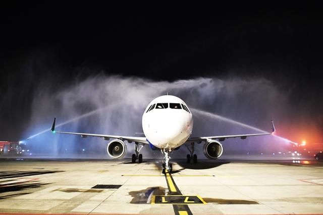 Vietravel Airlines đón chiếc tàu bay đầu tiên - Ảnh 4.